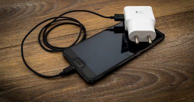Charge a Phone with a Broken Charger Port